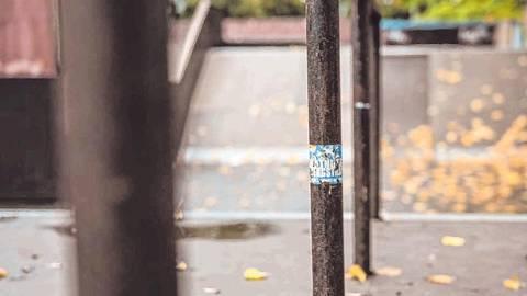 Die Skateranlage im Weiherhausstadion ist aufgrund von Vandalismusschäden und der Corona-Lage geschlossen. Archivfoto: Lotz