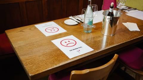 Um viele Unternehmen im Hotel- und Gaststättengewerbe in Rheinland-Pfalz steht es in der Corona-Pandemie nicht gut. Symbolfoto: dpa