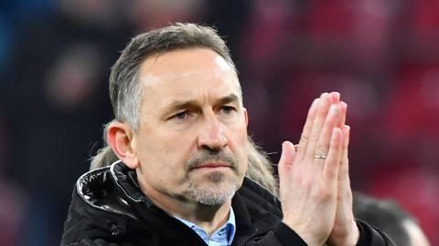 Ex-Mainz 05-Trainer Achim Beierlorzer. Archivfoto: dpa