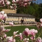 Das ehemalige Herrenhaus im Auerbacher Staatspark Fürstenlager. Foto: Wolfgang Blum