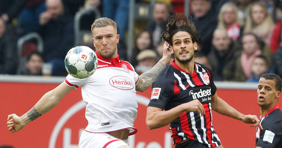 Frankfurt Gegen Düsseldorf