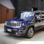 Ein echter Blickfang, der Jeep Renegade – und nun auch als Teilzeitstromer zu haben. Foto: Jeep