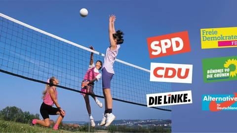 Von der künftigen Landesregierung fordert der Landessportbund eine ganze Menge. Archivfoto: digiphot