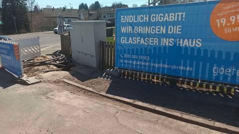 Die Firma Goetel verspricht nach den Vorwürfen durch Stang, dass es solche Bilder von Baustellen zukünftig nicht mehr geben werde, denn das Unternehmen hat personell aufgestockt.  Foto Stock