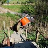 """Beträchtliche Schäden in Schotten: """"Bösartige Absicht"""""""