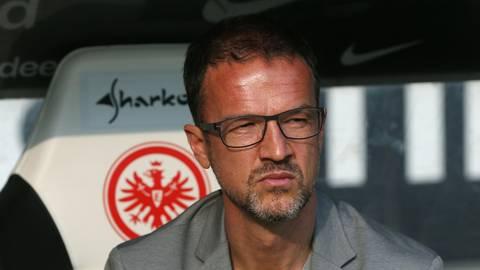 Sportvorstand Fredi Bobic verlässt Eintracht Frankfurt. Archivfoto: dpa