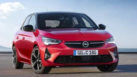 Auf der PSA-Kleinwagenplattform ist mit dem neuen Corsa ein attraktiver Opel entstanden. Foto: Opel