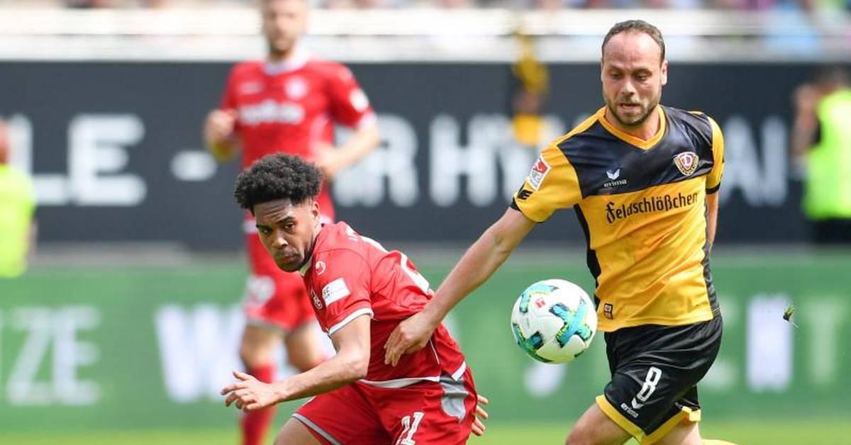 Kaiserslautern Gegen Dresden