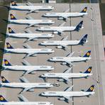 Bundesregierung und Lufthansa haben sich auf ein milliardenschweres Hilfspaket für die schwer angeschlagene Fluggesellschaft geeignet.  Foto: dpa