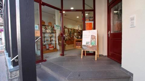 Seit 2013 gibt es den Weltladen in Grünberg. Archivfoto: Schuette