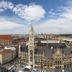 Marienplatz München. Foto: Joerg Lutz