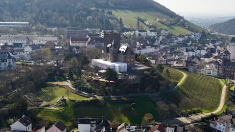 Burg Klopp Bingen Perlita Braquet/Justus Hamberger/Simon Rauh