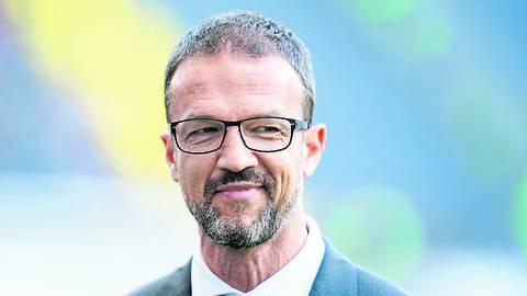 Eintracht-Sportvorstand Fredi Bobic. Archivfoto: dpa