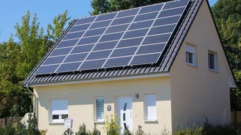 Die Preise für Solaranlagen haben sich in den vergangenen zehn Jahren halbiert. Foto: dpa)