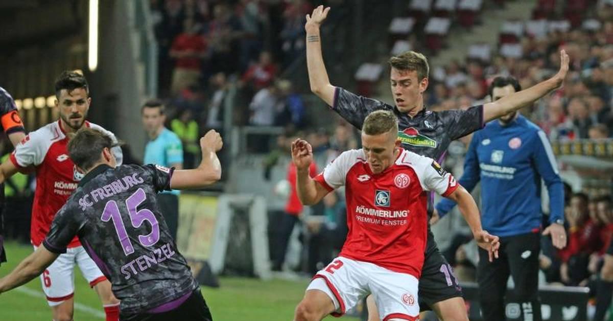 Mainz 05 Gegen Freiburg