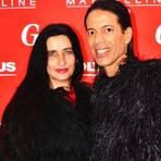 Anja trägt ein ähnliches Outfit wie Jorge gonzales. Foto: Anja Kossiwakis