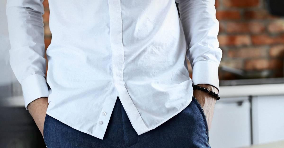 Hemd über der Hose: Wenn Mann sich hängen lässt