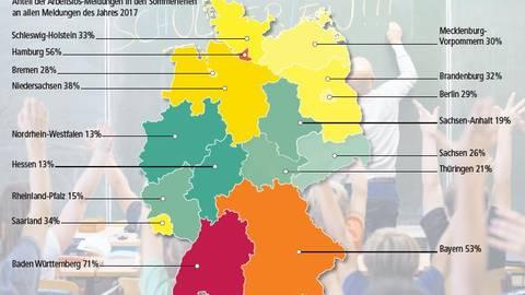 Keine Bezahlung In Den Ferien Hessen Kommt Lehrern Entgegen