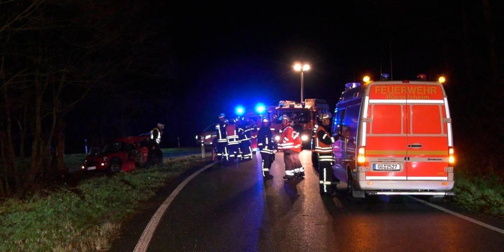 Tödlicher Unfall Rüsselsheim