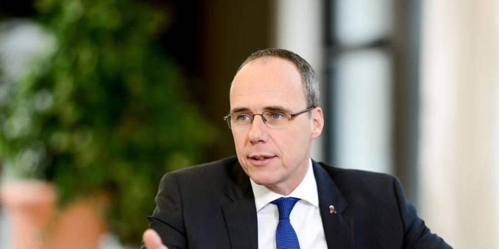Beuth Innenminister
