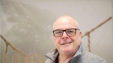 Adrian Steier-Bertz ist seit September 2019 als Leiter von Prisma tätig. Foto: Thorsten Gutschalk