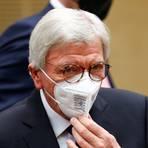 Hessens Ministerpräsident Volker Bouffier (CDU). Foto: dpa