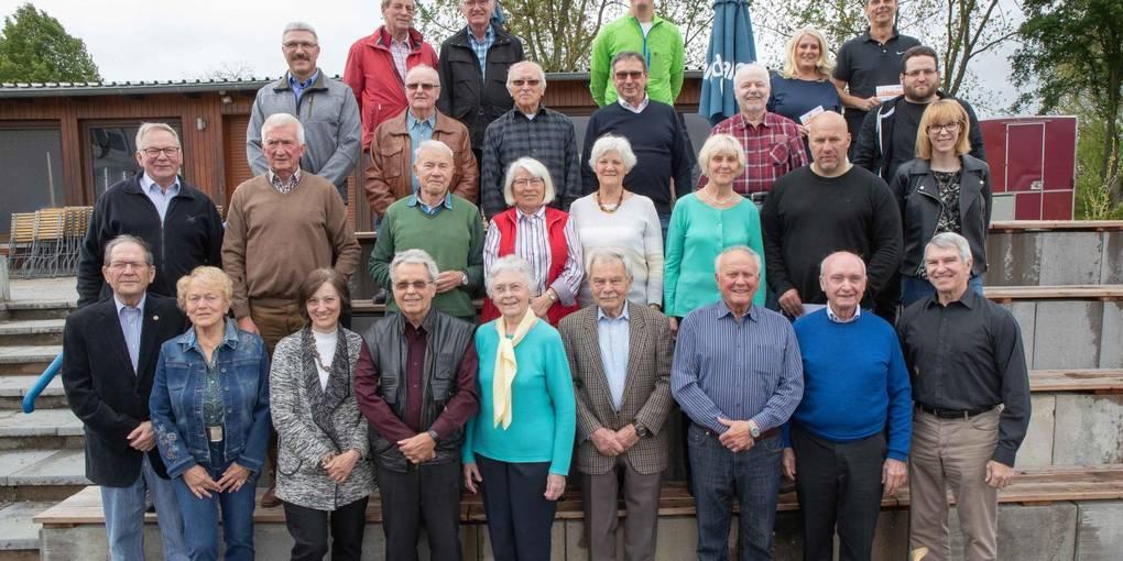 Etliche Teilnehmer sind regelmäßig bei den Prüfungen vertreten. Foto: Thorsten Gutschalk