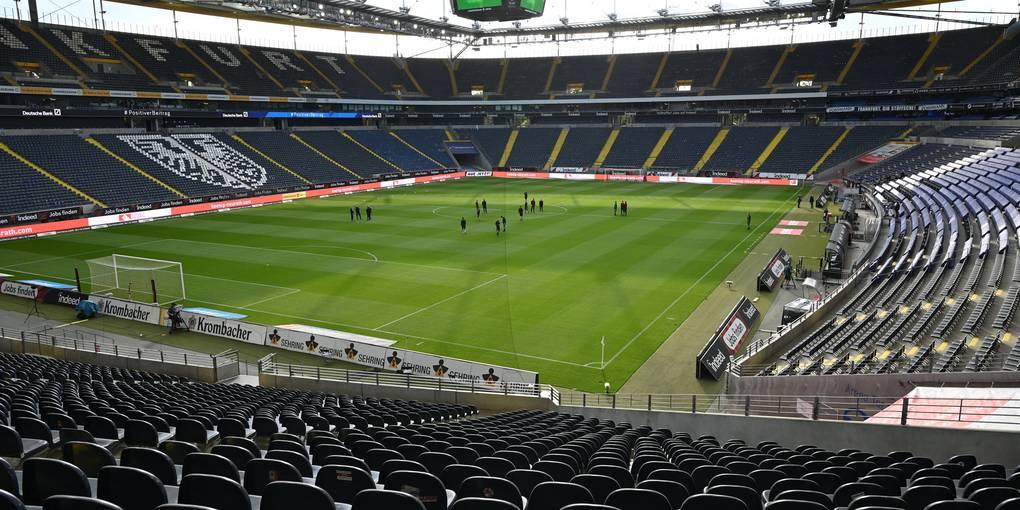 Fußballstadion Frankfurt