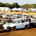 Rennfahrfeeling pur herrscht bei den zahlreichen Rennen, bei denen die Mitglieder des MSC Crazy Horses an den Start gehen. Foto: Markus Kilb