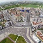 """Im Osten von Wien entsteht die Seestadt Aspern – zu Großteilen bereits als """"Smart City"""". Foto: ASCR/Walter Schaub"""