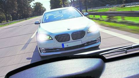Würde ein generelles Tempolimit von 130 Km/h Raser wirksam ausbremsen?  Foto: Auto.Medienportal.net/ADAC