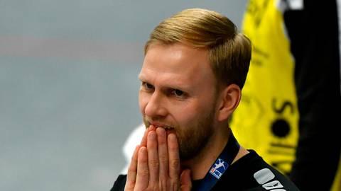 Kein Duell gegen Hamburg: Trainer Johannes Wohlrab und das Hüttenberger Team befinden sich seit Freitag in Quarantäne. Foto: Mathias Lehmann