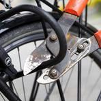 Im Handumdrehen ist das gerade abgestellte Rad weg. Und dann ist guter Rat teuer, wenn nicht vorgesorgt wurde. Foto: dpa