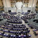 Debatte im Bundestag Foto: Michael Kappeler/dpa