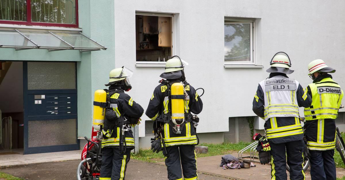 Feuerwehreinsatz Mainz