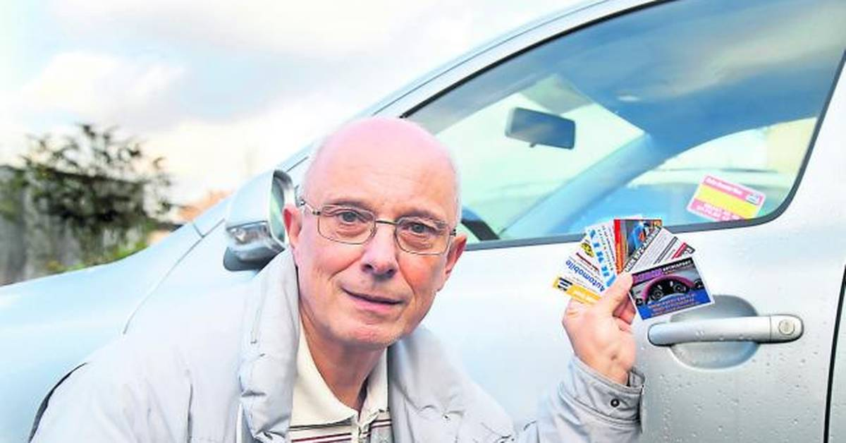 Verbraucherschutz Hilft Gegen Werbekarten Am Auto