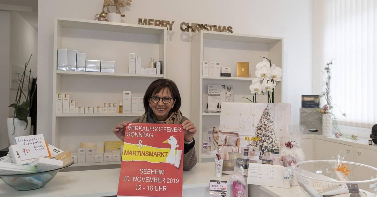 Verkaufsoffener Sonntag zieht viele Besucher nach Seeheim-Jugenheim - Echo Online