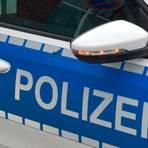 Die Polizei war in Fulda im Einsatz. Symbolfoto: dpa
