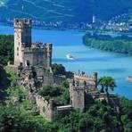 Blick auf Burg Sooneck. Foto: GDKE Rheinland-Pfalz