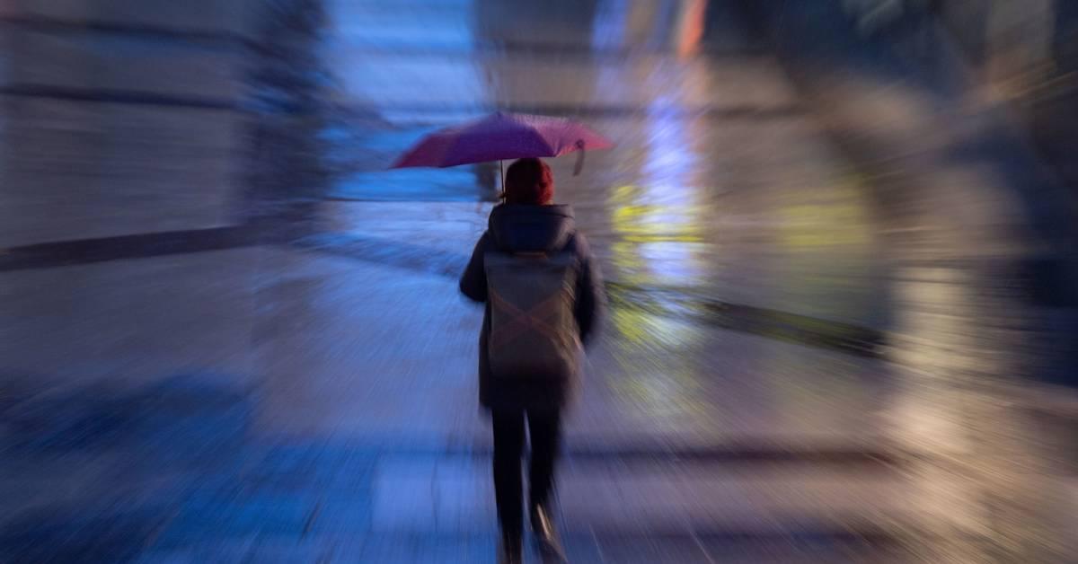Schluss mit goldenem Oktober: Regen bestimmt nächste Woche