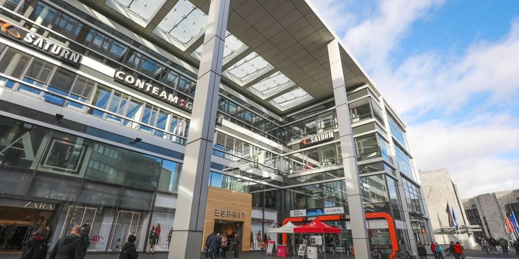 Weniger Passanten in Mainzer Innenstadt unterwegs?_Allgemeine Zeitung