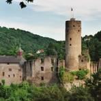 Die Burg Eppstein war im Mittelalter ein bedeutendes Machtsymbol. Foto: Archiv