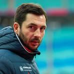 05-Trainer Sandro Schwarz. Foto: dpa