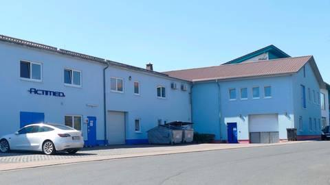 Der Firmensitz der Acti-Med AG in Freiensteinau wird auf jeden Fall erhalten bleiben und möglicherweise noch erweitert. Foto: Stock