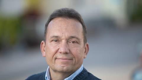 Holger Halkenhäuser von den Freien Wählern ist der Vorsitzende des Haupt- und Finanzausschusses. Foto: Thorsten Gutschalk