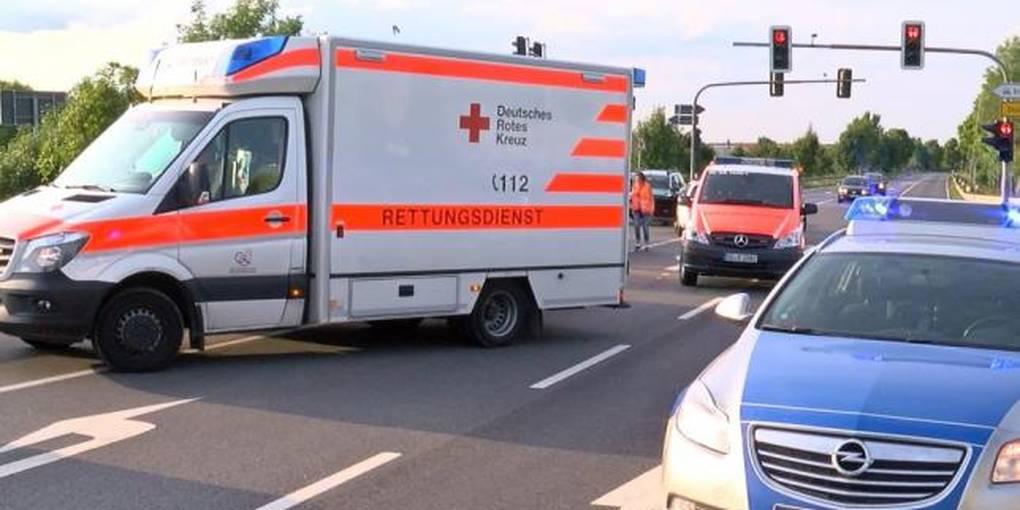 Unfall Riedstadt