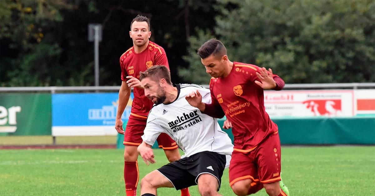 Vier Punkte Abzug für SF Friedrichsdorf - Gießener Anzeiger