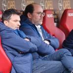 Christian Heidel hört im Sommer als Schalke-Sportvorstand auf. Foto: Sascha Kopp