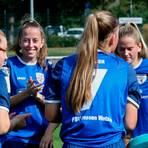 Durften in dieser Saison nicht oft jubeln - obwohl sie aus sportlicher Sicht nicht enttäuschten: die Fußballerinnen des FSV Hessen Wetzlar. Foto: Steffen Bär