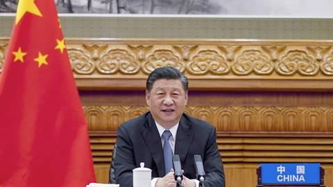 """""""Unter Chinas Staats- und Parteichef Xi Jinping ist der Druck auf heimische Journalisten so hoch, dass es kaum noch unabhängige Berichterstattung gibt"""", sagt Lea Deuber. Foto: dpa"""